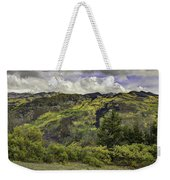 Mountains Of Color Weekender Tote Bag