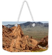 Mountains Of Fire Weekender Tote Bag