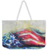 Mountains Of Freedom Weekender Tote Bag