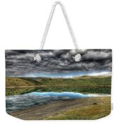 Mountains Of Serenity Weekender Tote Bag