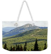 Mountian Draw Weekender Tote Bag