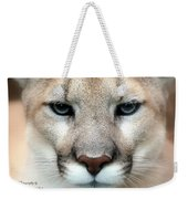 Mountian Lion Weekender Tote Bag