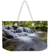 Mountian Water Weekender Tote Bag
