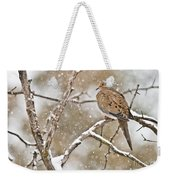 Mourning Dove Pictures 68 Weekender Tote Bag