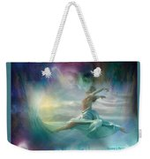 Mourning To Dancing Weekender Tote Bag