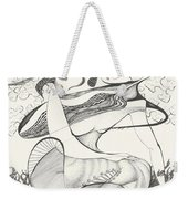 Mournings Past Weekender Tote Bag