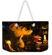 Mouse In The Attic Weekender Tote Bag by Bob Orsillo