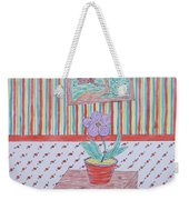 Mouse In The House Weekender Tote Bag
