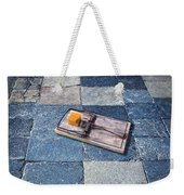 Mouse Trap With Cheese. Weekender Tote Bag