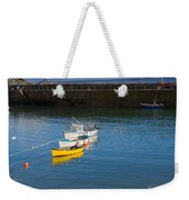 Mousehole Cornwall Weekender Tote Bag
