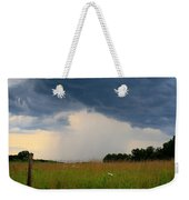 Mouth Of The Storm Weekender Tote Bag