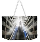 Move Into The Light Weekender Tote Bag