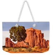 Move Out Of The Way Tree Weekender Tote Bag