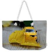 Move Those Leaves Weekender Tote Bag