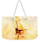 Move With The Waves Weekender Tote Bag