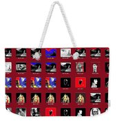 Movie Collage 2012 Weekender Tote Bag