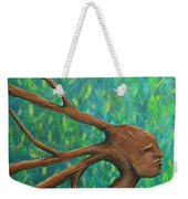 Moving Past The Nature Of Myself Weekender Tote Bag