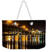 Moving Reflection Weekender Tote Bag