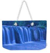 Spring Waterfall Weekender Tote Bag