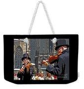 Mozart In Masquerade Weekender Tote Bag