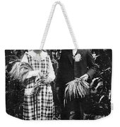 Mr. And Mrs. Luther Burbank Weekender Tote Bag