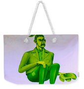 Mr Bean Jeans Weekender Tote Bag