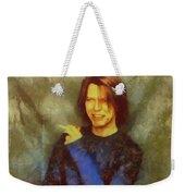 Mr Bowie Weekender Tote Bag