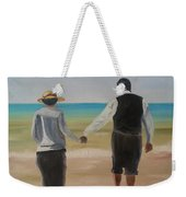 Mr. Carson And Mrs. Hughes Weekender Tote Bag