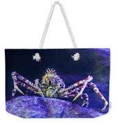 Mr Crab Weekender Tote Bag