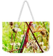 Mr Mantis Weekender Tote Bag