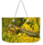 Mr. Mantis Weekender Tote Bag