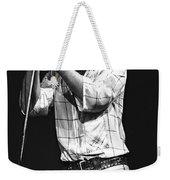 Bad Company Live In 1977 Weekender Tote Bag