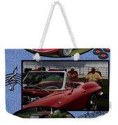 Mr. Sox Corvette Weekender Tote Bag