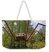 Mr. Spider Weekender Tote Bag