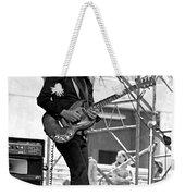 Mrdog #26 Enhanced Image Weekender Tote Bag