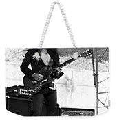 Mrdog #84 Enhanced Bw Weekender Tote Bag