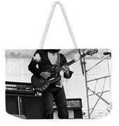 Mrdog #87 Enhanced Bw Weekender Tote Bag