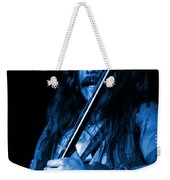 Mrmt #1 In Blue Weekender Tote Bag