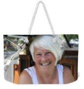 Mrs. Cabel Weekender Tote Bag