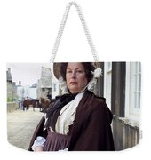 Mrs Dollop  Weekender Tote Bag