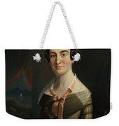 Mrs. Eunice Hall Of Portland, Maine Weekender Tote Bag