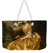Mrs. Mary Chauncey Weekender Tote Bag