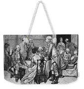 Mrs. Murray And Lord Howe Weekender Tote Bag