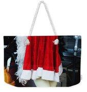 Mrs Santa Manequin Weekender Tote Bag
