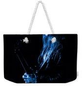 Mrush #11 In Blue Weekender Tote Bag