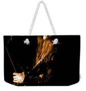 Mrush #12 In Amber Weekender Tote Bag