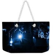 Mrush #33 In Blue Weekender Tote Bag