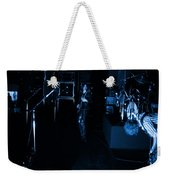 Mrush #34 In Blue Weekender Tote Bag