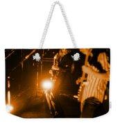 Mrush #35 In Amber Weekender Tote Bag