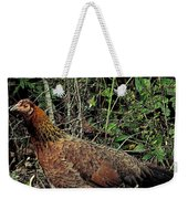 Ms. Chicken Weekender Tote Bag